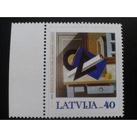Латвия 2004 живопись