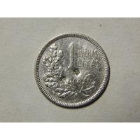 Литва 1 лит 1925г