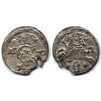 Двуденар 1620, Сигизмунд III Ваза, Вильно. Штемпельный блеск