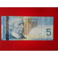 5 долларов, Канада 2006 г.