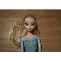 Кукла принцесса Эльза Маттел Холодное Сердце