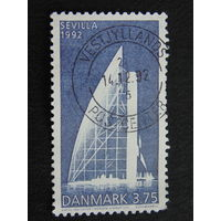 Дания 1992 г. Архитектура.