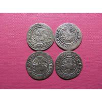 Лот монет Жигимонт Старый