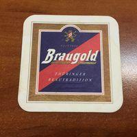 Подставка под пиво Braugold