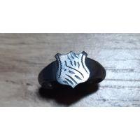 Кольцо серебро. Голова 875 КАИ