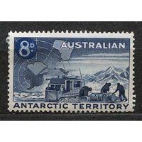 Транспорт. Австралийская Антарктическая территория. 1959. Чистая