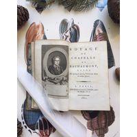Voyage de chapelle et Bachaumont 1801