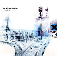 Radiohead - OK Computer (1997, Audio CD)