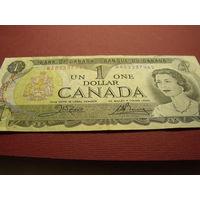1 канадский доллар 1973 год