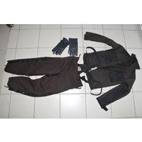 НОВЫЙ термокомплект из  ползунов и куртки американских лётчиков морской авиации.Одевался под комбинизон.