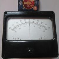 Вольтметр (измерительная головка)