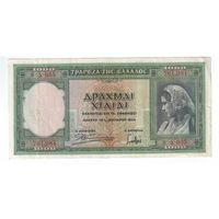 1000 драхм Греции 1939 года