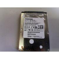"""Жесткий диск для ноутбуков 2.5"""" SATA 500Gb Toshiba MQ01ABF050 (906868)"""