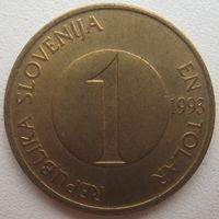 Словения 1 толлар 1993 г. Состояние (v)
