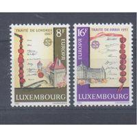 [511] Люксембург 1982.Европа.EUROPA.