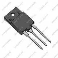 Транзистор полевой STP4NK60ZFP / N-канал, TO-220F, 4А, 600В