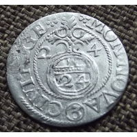 Швеция. полторак 1624