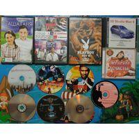 Домашняя коллекция DVD-дисков ЛОТ-6