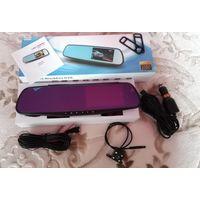 Зеркало-видеорегистратор 32 Гб. DVR DV110