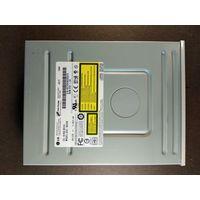 CD R/RW привод. Подключение - IDE.
