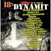 CD сборка 18хDynamit  (приложение к журналу RockHard март 98)