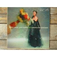 Mario Lanza - Love songs and a Neapolitan serenade - RCA Victor, USA - 1955 г.
