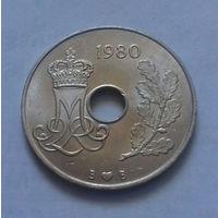 25 эре, Дания 1980 г.