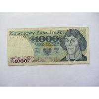 1000 злотых, 1982