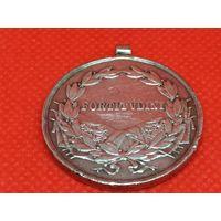 """Медаль """"За храбрость"""" 2-й степени (выпуск Императора Карла I). Австро-венгрия. Серебро."""