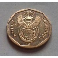 20 центов, ЮАР 2009 г.