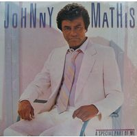 LP Johnny Mathis - A Special Part Of Me (1984) Soul