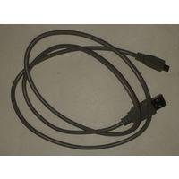 Дата-кабель микро USB 1 метр.
