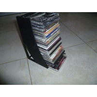 20 дисков с музыкой и полкA
