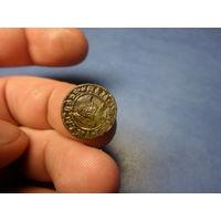 Шотландский торнер (двойной пенни) 1632-1633 г.г.(2) первая медная монета на РБ торг обмен