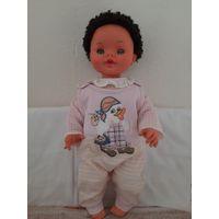 Кукла большая, винтажная. Furga  Производство Италия. 60 см.