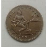 Филиппины 1 цент 1934 г (под США)