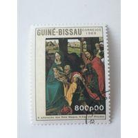 Гвинея Бисау 1989. Рождество