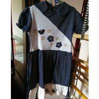 Платье стильное 122-128