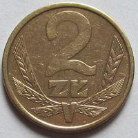 Польша, 2 злотых 1986 г