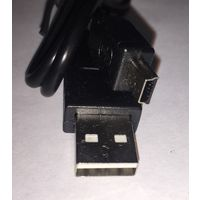 USB - Mini USB. Кабель новый. MiniUSB. 50 см