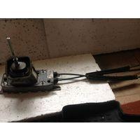 Golf 6 Корпус механизма переключения передач 1K0711061B c тросами селектора 1K0711266S и тросам включения передачи 1K0711265BB
