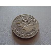 Камерун. 100 франков 1967 год  KM#14