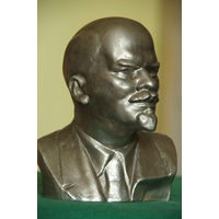 """Бюст """" Ленин """"   16 см"""