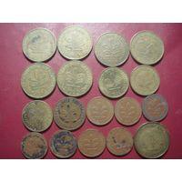 ФРГ - 18 монет