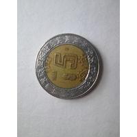 Мексика 5 песо 2005г.