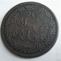 Маскат и Оман (Султанат, брит. протекторат). 1/4 анны 1897 г.