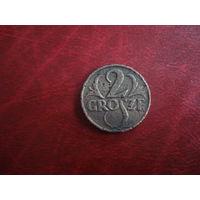 2 гроша 1925 года Польша