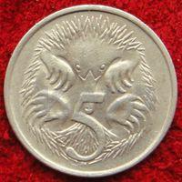7324:  5 центов 1979 Австралия