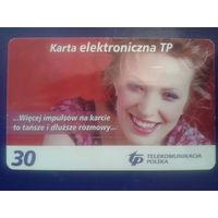 Польша электроника ТР