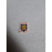 Марки Франция 1951